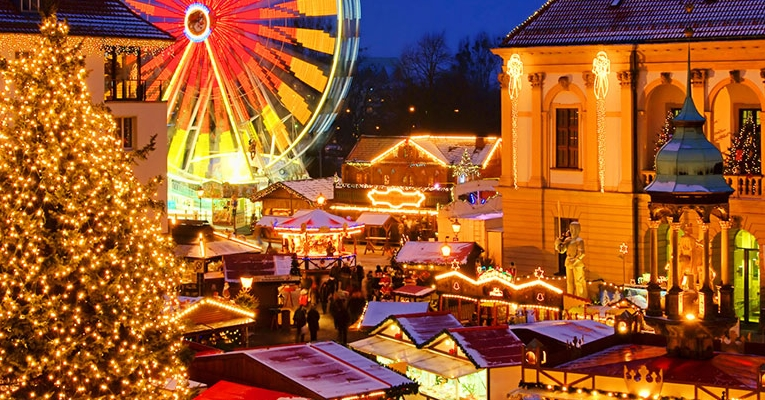 Charlotte Christmas Market.Top 5 Christmas Markets You Cannot Miss In Europe